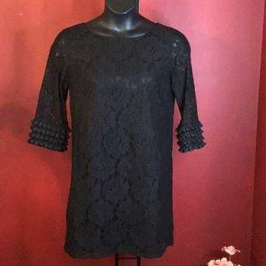 MAGGIE LONDON LACE DRESS SIZE 10